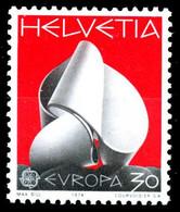SCHWEIZ 1974 Nr 1029 Postfrisch SAC69B6 - Svizzera