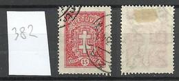 LITAUEN Lithuania 1933 Michel 382 O - Lithuania