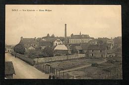 39 - DOLE - Vue Générale - Usine Malpas - 1905 - RARE - Dole