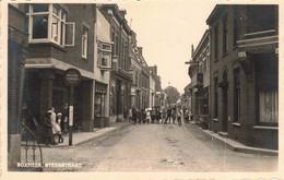 Boxmeer Steenstraat Winkels Benzinepomp Fotokaart 76 - Boxmeer