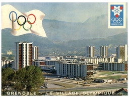 (P 35) France - Grenoble Winter Olympic Games 1968 - Olympische Spelen