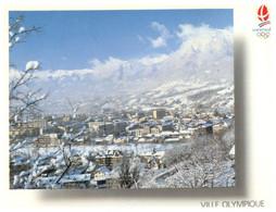 (P 35) France -  Albertville Winter Olympic Games 1992 - Olympische Spelen