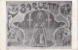 VILAOUT20-  BARLETTI   TROUPE  CIRQUE  ACROBATES - Circo