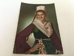 DC - SOURIRE De  BRETAGNE - Jeune Fille De Plougastel-Daoulas - Costumes