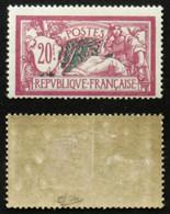 N° 208 MERSON 20F TB Neuf N* Cote 230€ Signé Calves - 1900-27 Merson