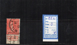 199a (La Redoute) - 1903-60 Semeuse Lignée