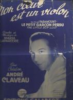 """""""Mon Coeur Est Un Violon"""" Du Film """"Le Petit Garçon Perdu""""(The Little Boy Lost) Paroles Et Musique Miarka Lapercerie - Music & Instruments"""