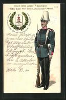 AK Kaiser Alexander Garde Grenadier Regiment No. 1 - Reggimenti