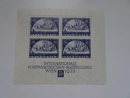 Sevios / Oostenrijk / **, *, (*) Or Used - Blocks & Kleinbögen
