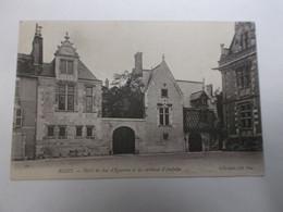 BLOIS Hotel Du Duc D'Epernon Et Du Cardinal D'Amboise - Blois