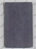 Hermann ROLLET, Frühlingsboten, Gedichte, Jena 1849, 351 Seiten, Einband Leichte Spuren, Namensschildchen Im Einband - Livres Anciens