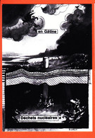 X79041 NEUVY-BOUIN (79) Février 1987 Dessin GARON Site Retenu Eventuel Stockage Déchet Nucléaire Tirage 66/120 - Sonstige Gemeinden