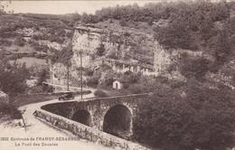 Cpa Dept 73 - Environs De Frangy-sérasson  - Le Pont Des Douates  (voir Scan Recto-verso) - Autres Communes