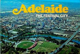 (Booklet 112) Australia - SA - Adelaide (with Stadium & Airport) - Adelaide