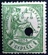 ESPAGNE                      N° 148                    OBLITERE - Gebraucht