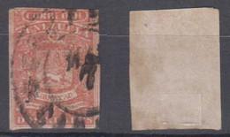 Venezuela Mi# 3 II Used 2R 1859 - Venezuela