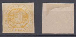 Venezuela Mi# 17 * Mint 2R 1866 - Venezuela