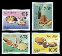 2008 Cape Verde Gastronomy National Cuisine - Kap Verde