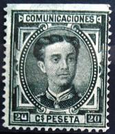 ESPAGNE                      N° 165                   NEUF SANS GOMME - Unused Stamps