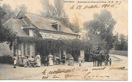 (1)     37   Vouvray     Restaurant Du Pont De La Cisse - Vouvray