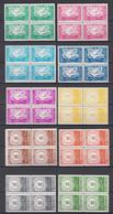 Venezuela Mi# 1282-91 (*) Mint Block Of 4 Sport 1959 - Venezuela