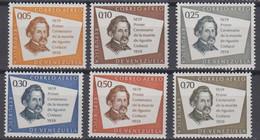 Venezuela Mi# 1346-51 ** MNH Codazzi 1960 - Venezuela