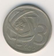 CZECHOSLOVAKIA 1969: 3 Koruny, KM 57 - Czechoslovakia