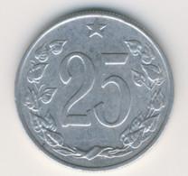 CZECHOSLOVAKIA 1963: 25 Haleru, KM 54 - Czechoslovakia
