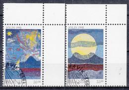 IJSLAND - Michel - 1992 - Nr 774/75 - Gest/Obl/Us - 1944-... República