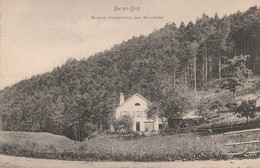 N°5204 R -cpa Saint Dié -maison Forestière Des Molières - Saint Die