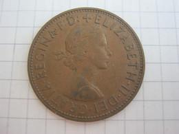 Great Britain 1 Penny 1961 - 1902-1971 : Monete Post-Vittoriane