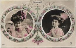 De Mornant ( Carte Photo Reutlinger )190. - Artistas