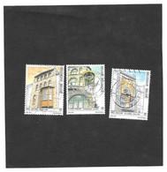 2604 2605 2606  Art Nouveau  1995 - Usados