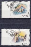 IJSLAND - Michel - 1994 - Nr 798/99 - Gest/Obl/Us - 1944-... República