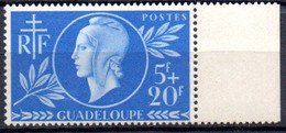 Guadeloupe: Yvert N° 175**; MNH - Unused Stamps