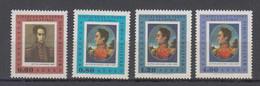 Venezuela Mi# 1724-27 ** MNH Bolivar 1967 - Venezuela