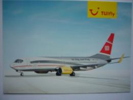 Avion / Airplane /  TUIfly / Boeing B 737-800 / Airline Issue - 1946-....: Modern Tijdperk