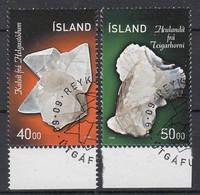 IJSLAND - Michel - 1999 - Nr 917/18 - Gest/Obl/Us - 1944-... República