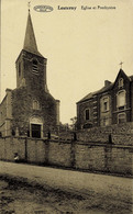Lesterny Eglise Et Presbytère - Nassogne