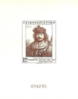 Blackprint **ZVL 20 Czechoslovakia Rembrandt 1988 - Rembrandt