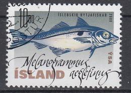 IJSLAND - Michel - 2000 - Nr 960 - Gest/Obl/Us - 1944-... República