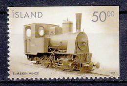 IJSLAND - Michel - 1999 - Nr 910 Eo - MNH** - 1944-... República