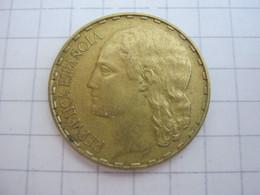 Spain 1 Peseta 1937 - [ 2] 1931-1939 : Republic