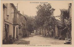 12   Saint Victor  Avenue Saint Affrique - Saint Victor