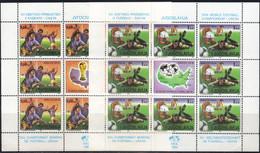 Yugoslavia,World Cup-USA '94 1994.,mini Sheets,MNH - Ungebraucht