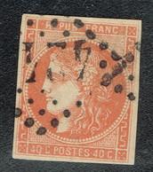 A6b- N°48 Sans Défaut Signé BUHLËR Expert Allemand - 1870 Emisión De Bordeaux