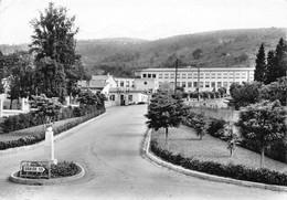 DRAGUIGNAN - L'Hôpital - Au Premier Plan Le Monument Du Dragon - Philatélie Timbre Reboisement - Panneau Grasse - Draguignan