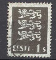 ESTLAND Estonia 1940 Michel 164 W O - Estonie