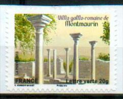 France 2013 - Villa Gallo Romaine De Montmaurin / Gallo Roman Villa Of Montmaurin - MNH - Archeologia
