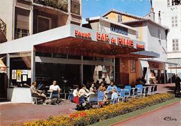 DRAGUIGNAN - Snack-Bar Du Palais, Place Nationale - Cinéma Eldorado - Tirage D'éditeur - Draguignan